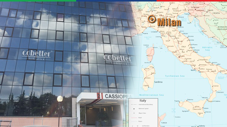 Cobetter Italy Office Annoucement